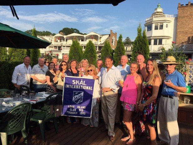 July 2015 Meeting Danford's Hotel & Marina – Port Jefferson