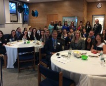 March Induction Ceremony 2016 – St. Joseph's College, Patchogue